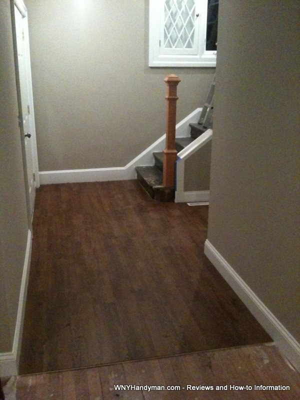 Allure TrafficMaster. Allure Floor Installation and Review   WNY Handyman