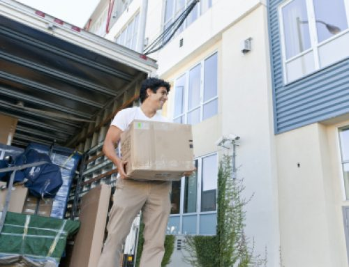 Hire a moving company or not?