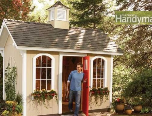 How to Build a Cheap, and Beautiful, Storage Shed – Step by Step