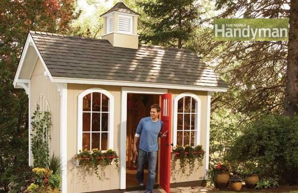 building a storage shed vs buying one $(! DiY SheD PlanS *$^