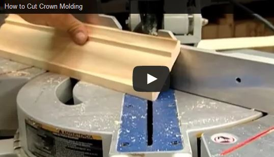 cutting-crown-molding