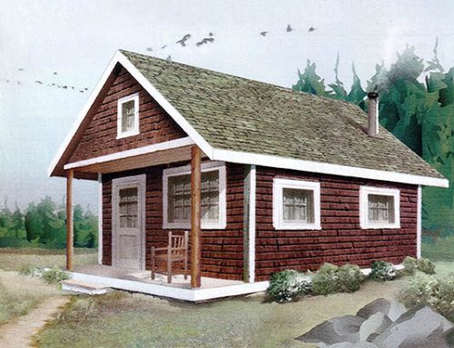 free bunkie plans - a diy sleeping shed