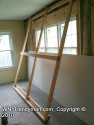 DIY Drywall Lift Plans