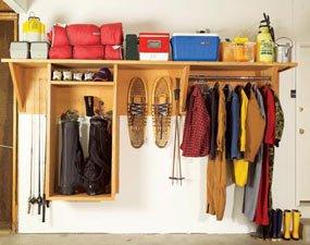 Garage Storage Unit