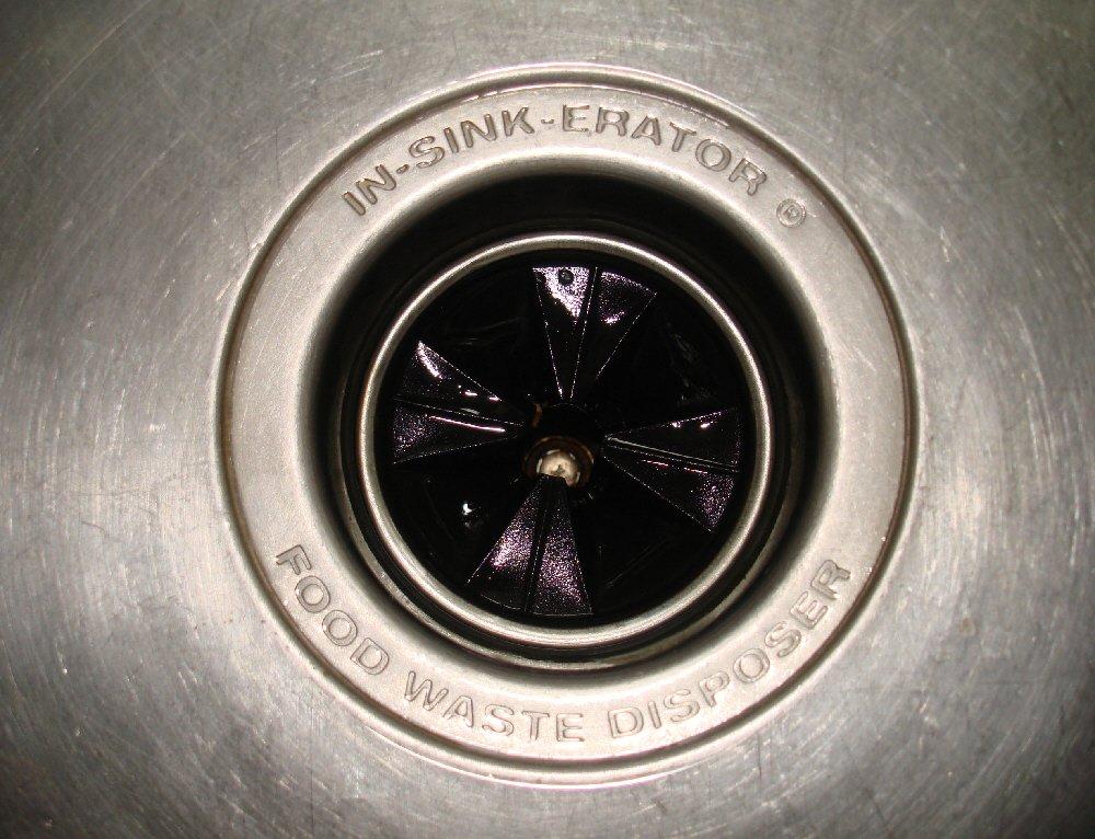 Garbage disposal maintenance and repair