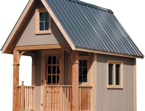 Free Bunkie Plans – A DIY Sleeping Shed