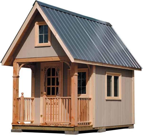 Free bunkie plans a diy sleeping shed wny handyman for Handyman plans