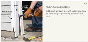 repair-garage-door-trim