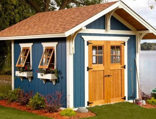 Build an Amazing Shed. Free Plans from FH