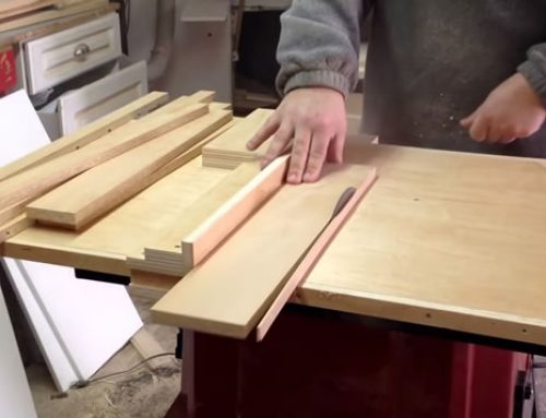 Make a New Top with an Accurate Fence for a Cheap Table Saw