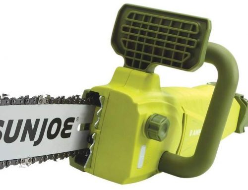Review of Sun Joe 10 inch Electric Convertible Pole Chain Saw